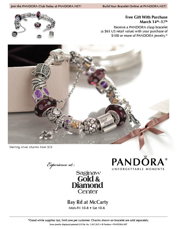March Bracelet Event 2012